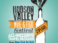 Amtrak to HV Wine Fest