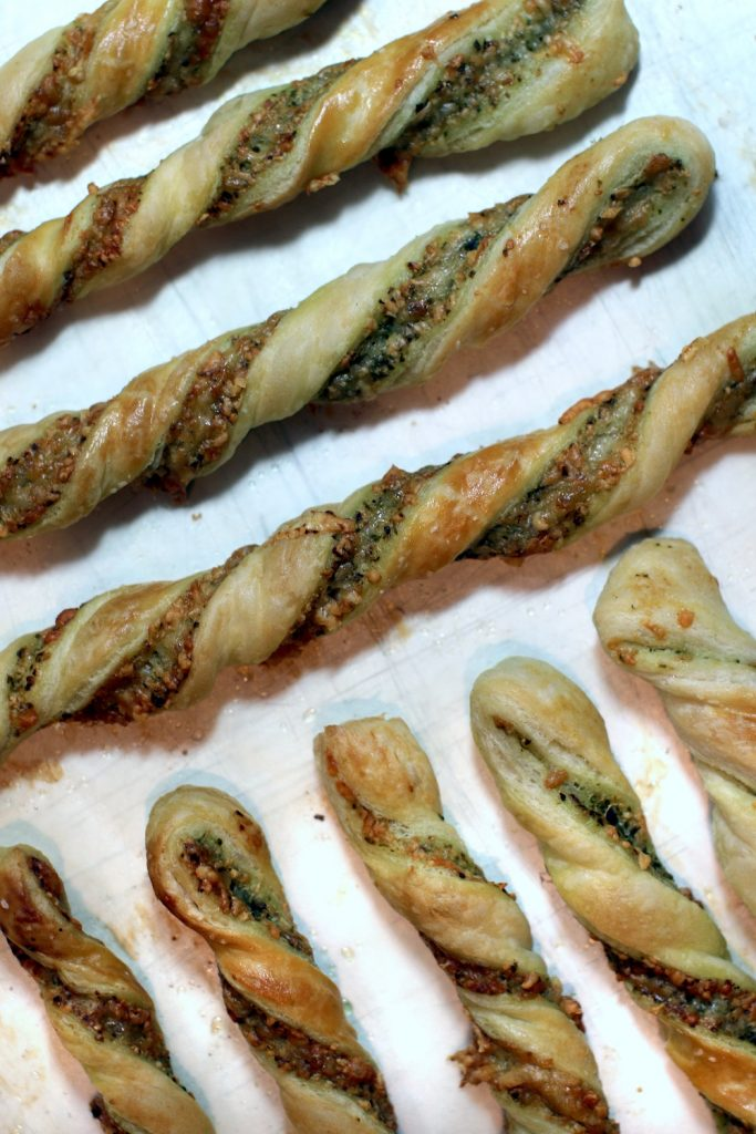 Crisps Pastry Twists