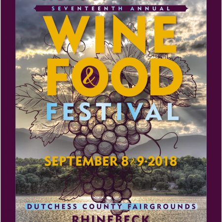 Wine and Food Festival Poster