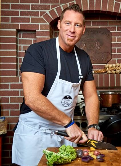 Cooking Demonstrations with Chef Kevin Des Chenes